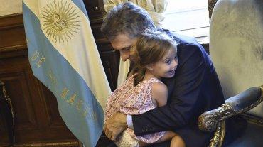 Mientras Macri estaba al frente del Gobierno de la Ciudad de Buenos  Aires, las visitas de su hija a la jefatura de la Ciudad eran  habituales