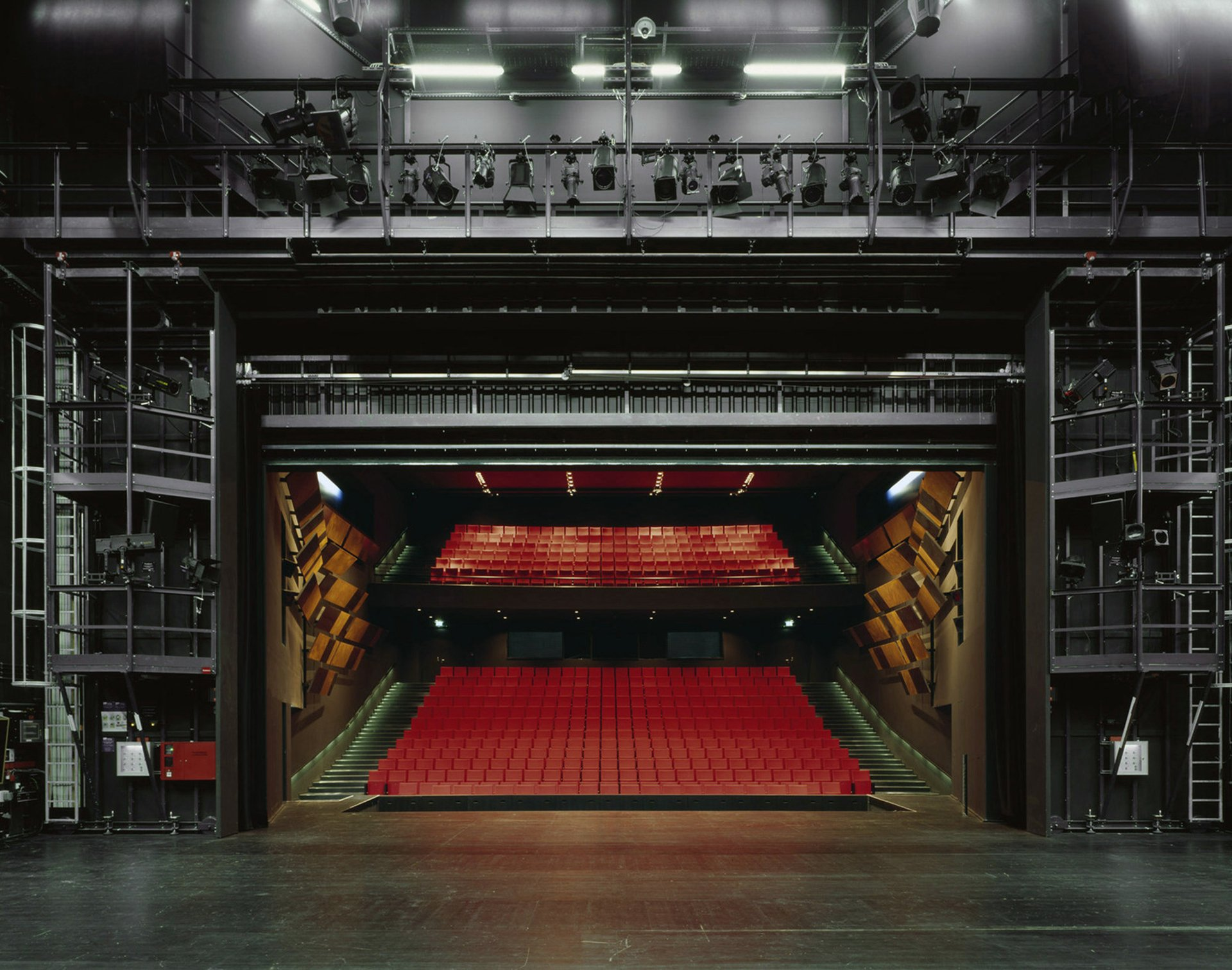 Teatro Gütersloh, Gütersloh, Alemania