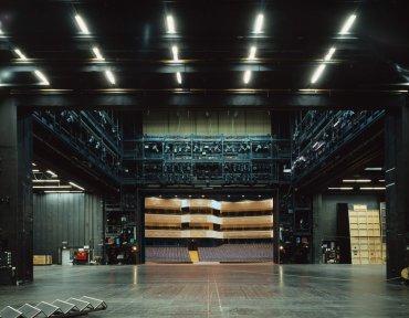 Teatro Alvar Aalto Opernhaus, Essen