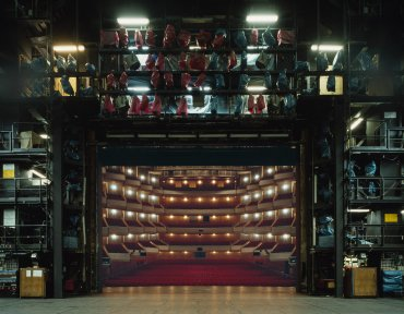 Ópera del Estado de Hamburgo, Hamburgo