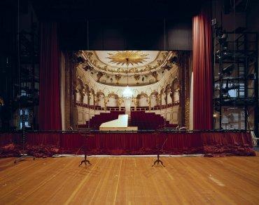 Teatro del Palacio, Sanssoucis, Potsdam