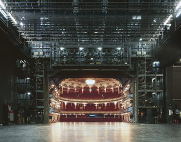 Teatro Deutsches Schauspielhaus, Hamburgo