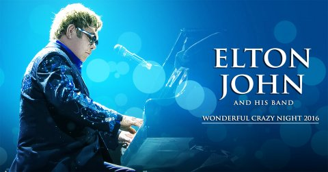 Wonderful Crazy Night, de Elton John