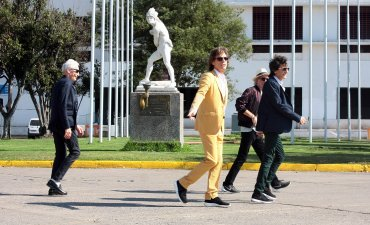 Luego de su paso por Argentina, los Rolling Stones seguirán su gira en Uruguay, Brasil, Perú, Colombia para terminar en México el 14 de marzo.