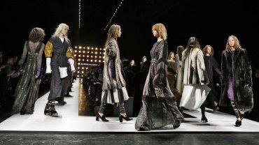 Se lleva a cabo la Semana de la Moda de Nueva York