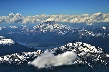 El Volcán Lanin