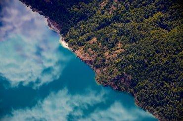 El cielo y la tierra se funden en uno de los lugares más  asombrosos del planeta.