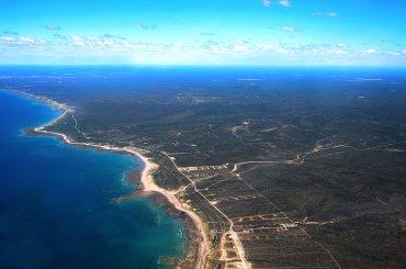 El itinerario estuvo segmentado entre la cordillera y la costa patagónica.
