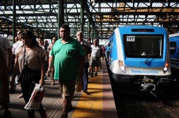 A partir de hoy comenzaron a funcionar los nuevos trenes eléctricos de la línea Roca entre la terminal porteña de Constitución y la estación de Quilmes