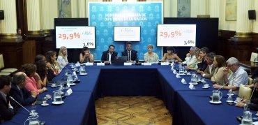 A iniciativa de Sergio Massa, diputados de la oposición retomaron la elaboración del bautizado en 2007 IPC Congreso para medir la inflación