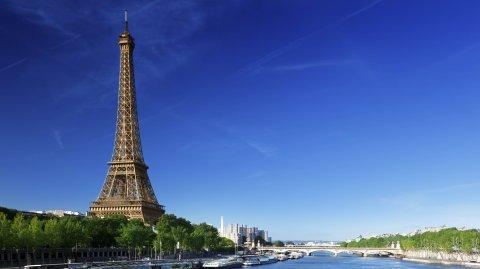 La Torre Eiffel es un ícono parisino.