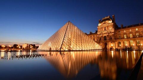 El famoso museo es uno de los más importantes del mundo.