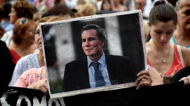 El 18 de febrero se realizó una nueva movilización para pedir justicia por la muerte violenta del fiscal Alberto Nisman