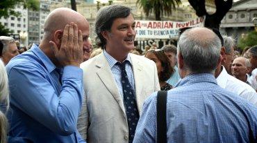Pablo Lanusse, abogado de la madre de Alberto Nisman