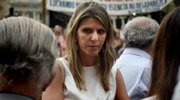La ex esposa de Nisman, la jueza Sandra Arroyo Salgado