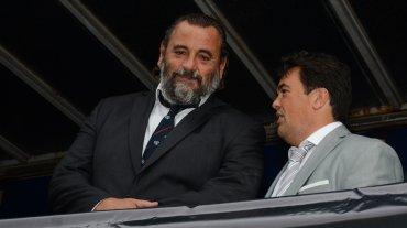 José María Campagnoli y Guillermo Marijuan