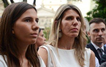 Iara Nisman y Sandra Arroyo Salgado
