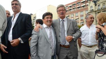 Guillermo Marijuan y Eduardo Taiano