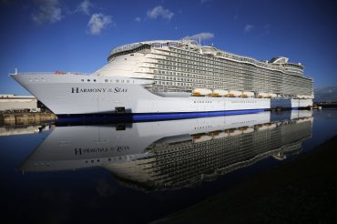 El barco de Royal Caribbeanserá el primer crucerode la clase Oasis