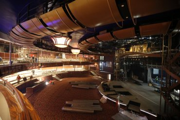 Los huéspedes del Harmony of the Seas disfrutarán de la experiencia Dreamworks Animation