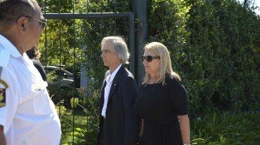 Carlos Blaquier y María Taquini de Blaquier