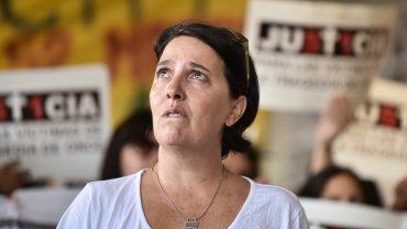 Los padres de Lucas Menghini Rey consideraron que los funcionarios  implicados no son delincuentes comunes, son peores porque no sólo le  causan daño a la víctima sino a toda la sociedad