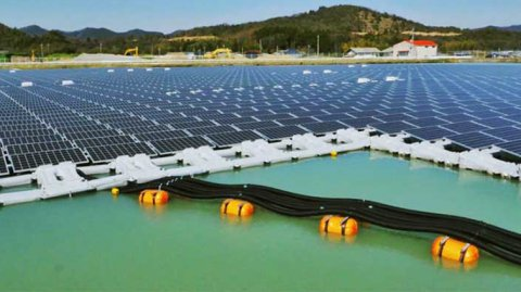 Japón comenzó a esforzarse para tratar de generar energía renovable.