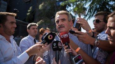 El ex ministro de Defensa, el rosarino Agustín Rossi