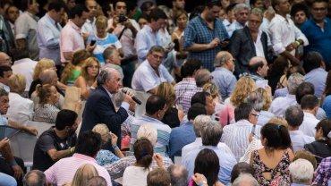 Oscar Parrilli expuso sus serias diferencias con el gobierno de Cambiemos