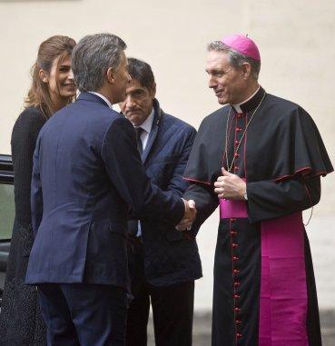 Se reunirá también con el primer ministro italiano, Matteo Renzi, que recientemente visitó la Argentina