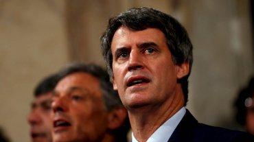 El ministro de Hacienda y Finanzas, Alfonso Prat- Gay