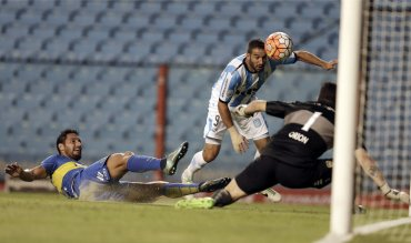 La Academia goleó por 4-1 al Bolívar como local y venía de ganar el clásico entre ambos equipos por 1 a 0