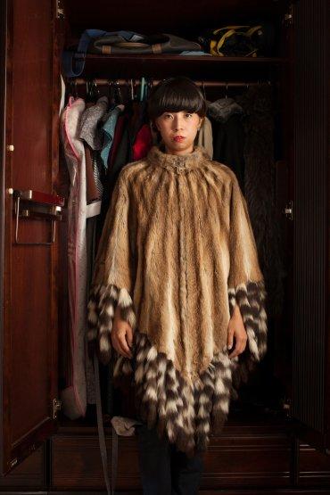 Yui Takahashi, de la Tokyo College of Photography, Japan