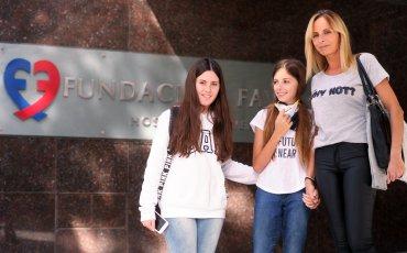 Juanita Seoane, la nena platense de 13 años que conmovió por las redes sociales a miles de personas que se movilizaron en torno a su caso, fue dada de alta hoy tras haberse recuperado rápida y satisfactoriamente de un trasplante de corazón realizado el 23 de febrero pasado en la Fundación Favaloro