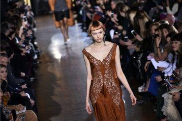 Se lleva a cabo la Semana de la Moda de París