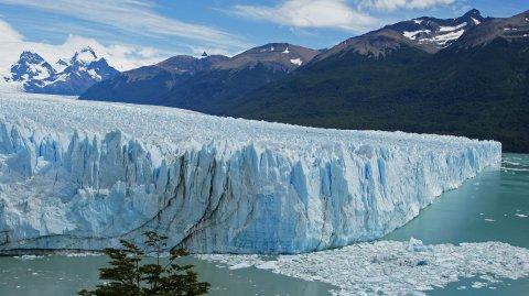 El Perito Moreno es una de las maravillas naturales más visitadas.