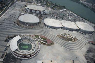 Centro Olímpico deTenis, laArenadel Futuro