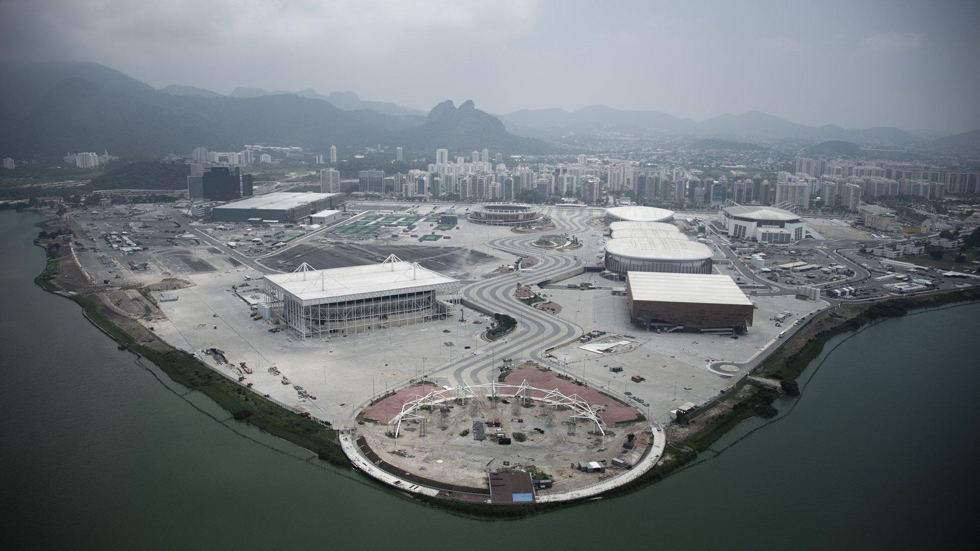 Brasil acelera la construcción de la Villa Olímpica que albergará a 10.500 atletas de 250 países