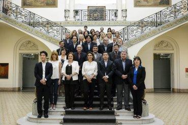 El ministro de Cultura de la Nación, Pablo Avelluto, inauguró formalmente el Consejo Federal de Cultura (CFC), que desde ayer y hasta mañana delibera en el Museo Superior de Bellas Artes Evita del Palacio Ferreyra, en Córdoba