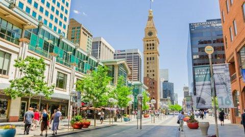 Denver ofrece muchísimas atracciones que pueden disfrutarse durante todo el año.