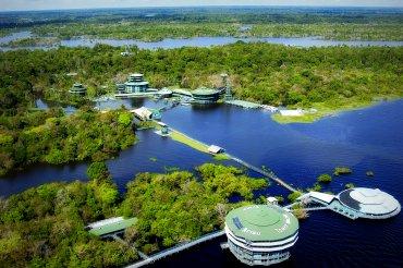 Ariau Amazon:Un modo salvaje de conocer el Amazonas, se encuentra en Brasil