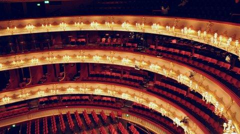 Los cinco mejores teatros del mundo