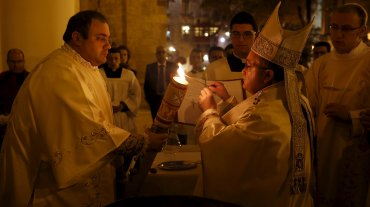 El domingo se realizará la misa solemne del Domingo de Resurrección