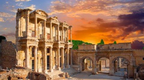 Éfeso es un gigantesco museo al aire libre.