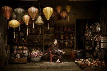 Swee Choo Oh, Malasia ganador de la categoría Arte y Cultura