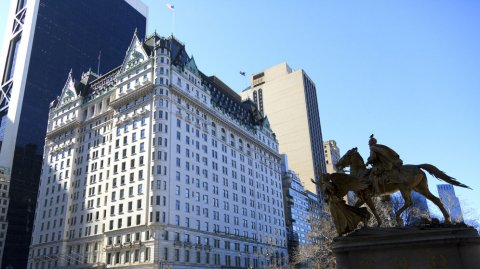 The Plaza Hotel es la