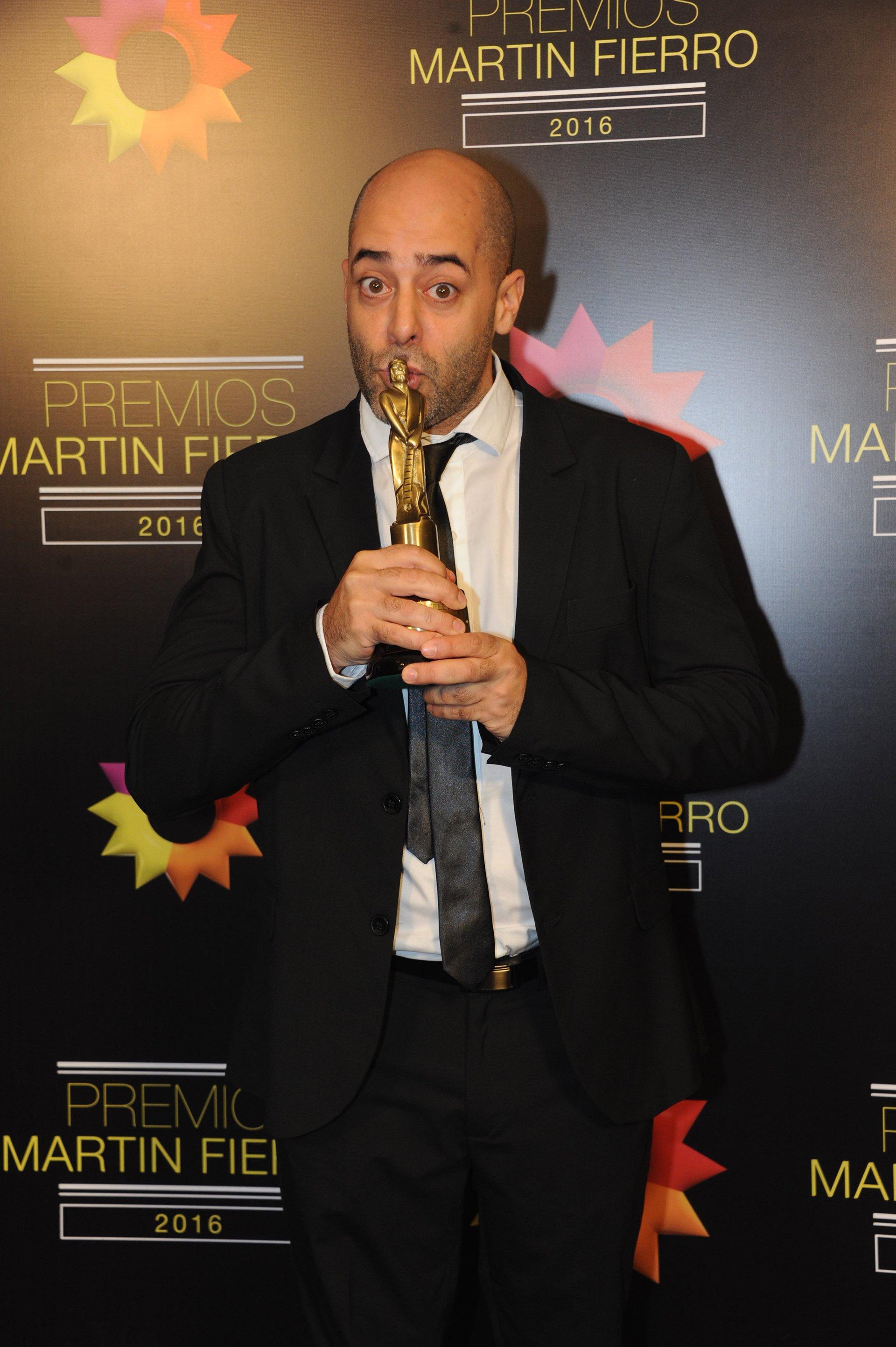 Labor Humorística: Sebastián Presta (Duro de domar - Canal 9)