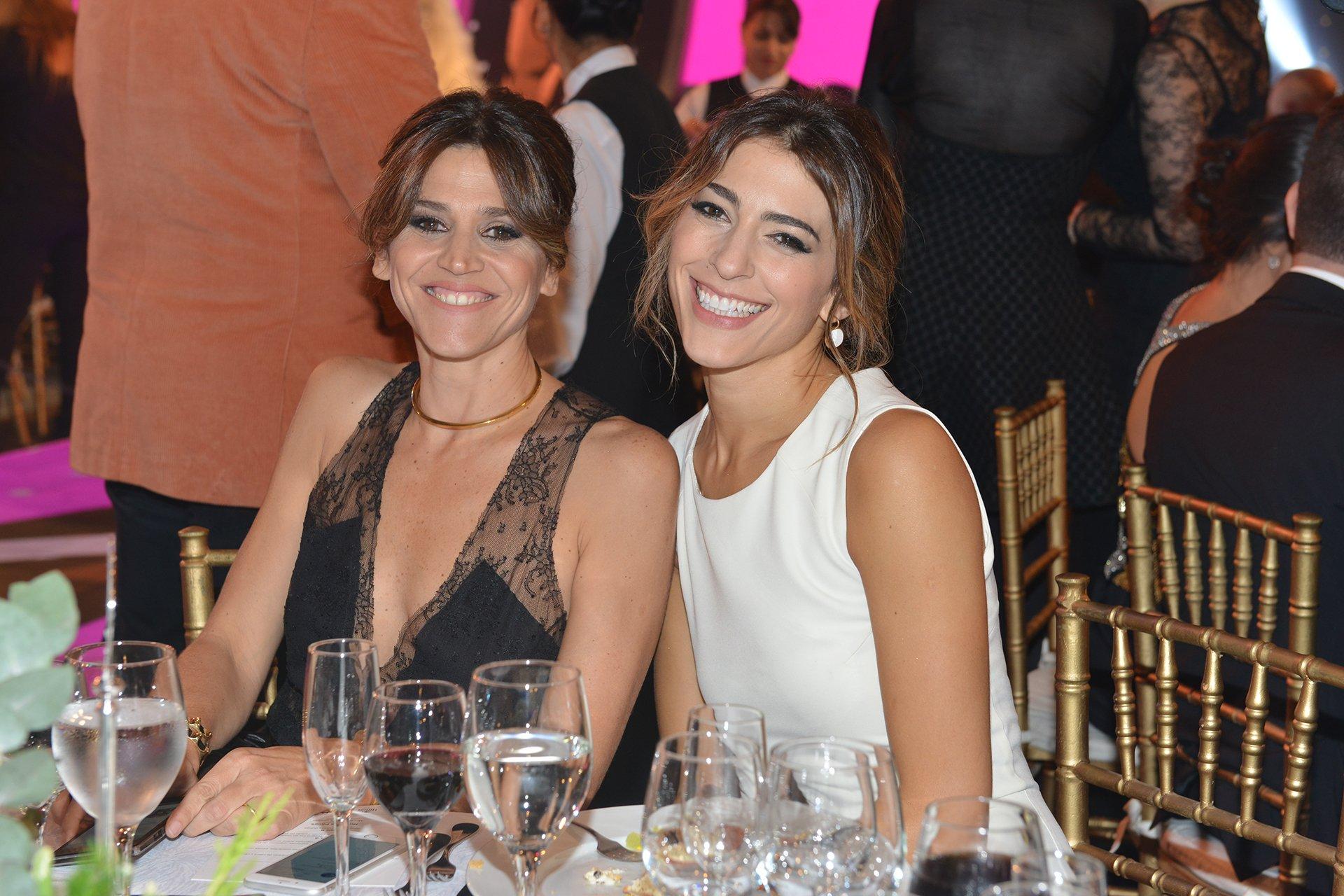 María Freites y Natalia Franzoni, del equipo de Desayuno Americano