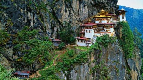 Belleza natural, cultura y tradición. Estos quizás sean los pilares más importantes de la vida en Bután.