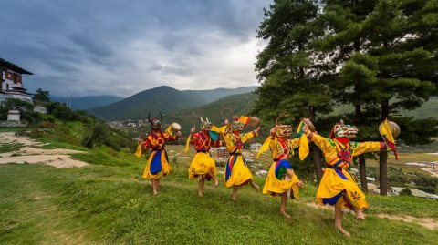 Entre las tradiciones más populares del país se encuentran la música y la danza.
